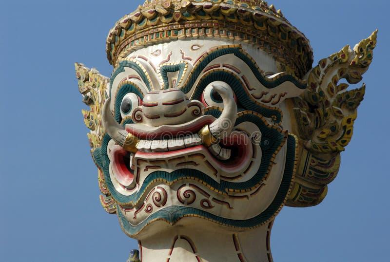 De Demon van Bangkok stock foto's