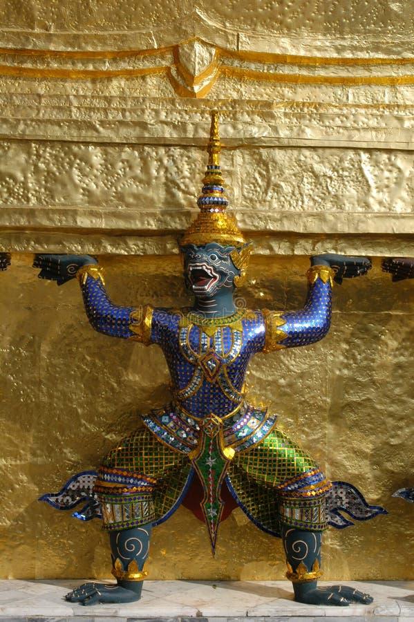 De Demon van Bangkok royalty-vrije stock foto