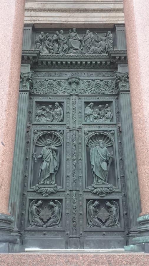 De deur royalty-vrije stock foto
