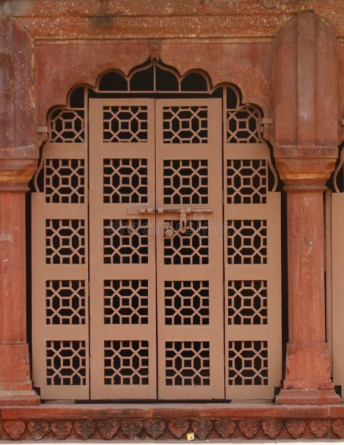 De deur. stock foto