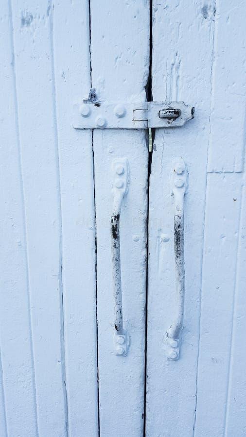 De deur stock fotografie