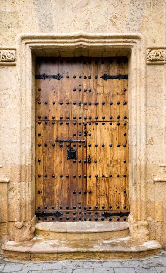 De deur van Canarische Eilanden royalty-vrije stock afbeeldingen