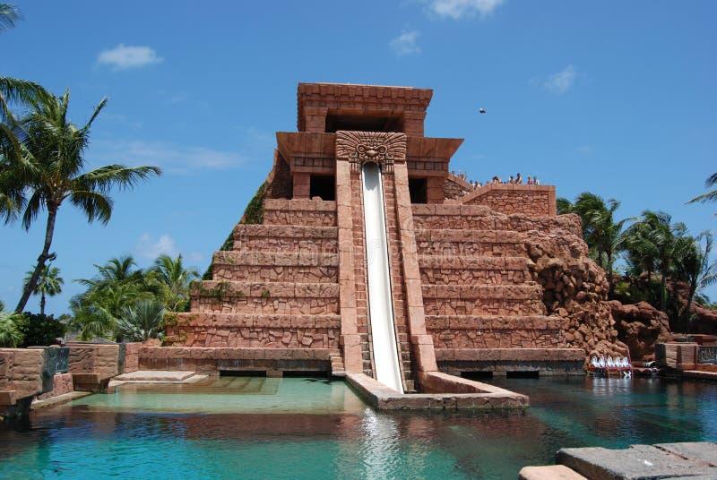 De dia van Atlantis royalty-vrije stock afbeelding