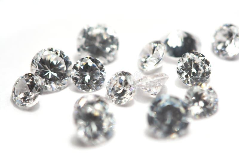 De diamanten zijn voor altijd royalty-vrije stock fotografie