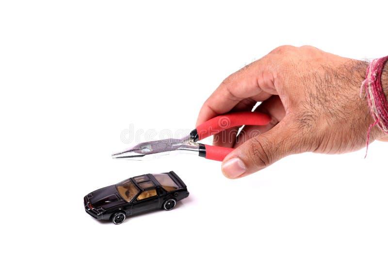 Download De dienst van de auto stock afbeelding. Afbeelding bestaande uit auto - 54085853