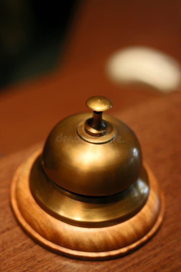 De dienst van het hotel royalty-vrije stock foto