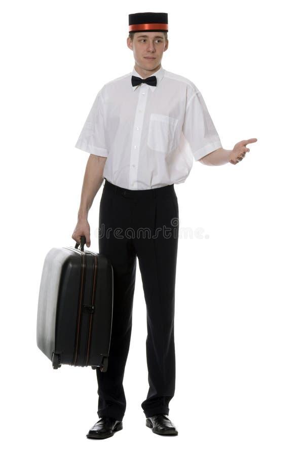 De dienst van het hotel stock foto