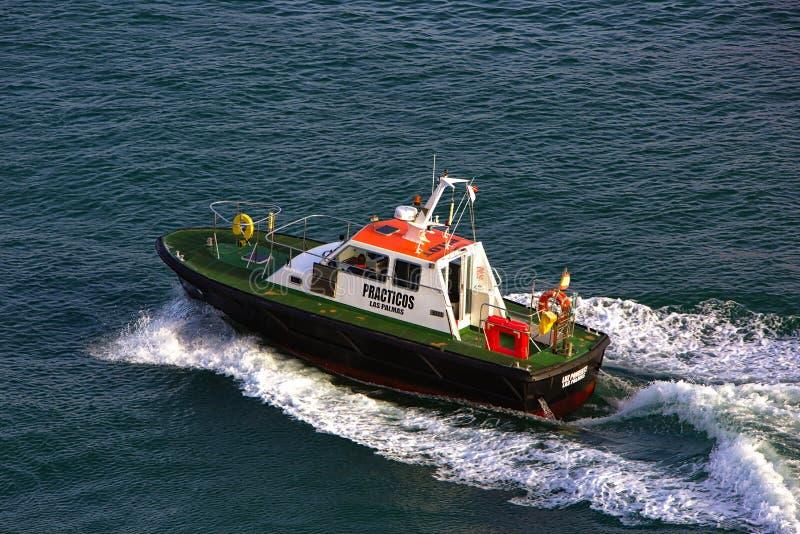 De dienstboot stock fotografie