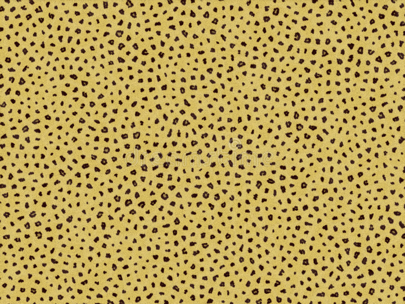 De dierlijke luipaard van de bonttextuur royalty-vrije illustratie