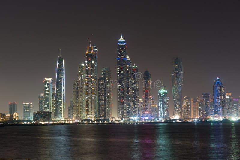 De district de la ville haute de Dubaï image libre de droits