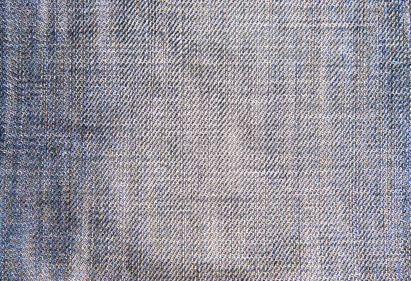 De doektextuur van Jean stock fotografie