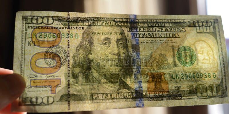 De dollar royalty-vrije stock foto
