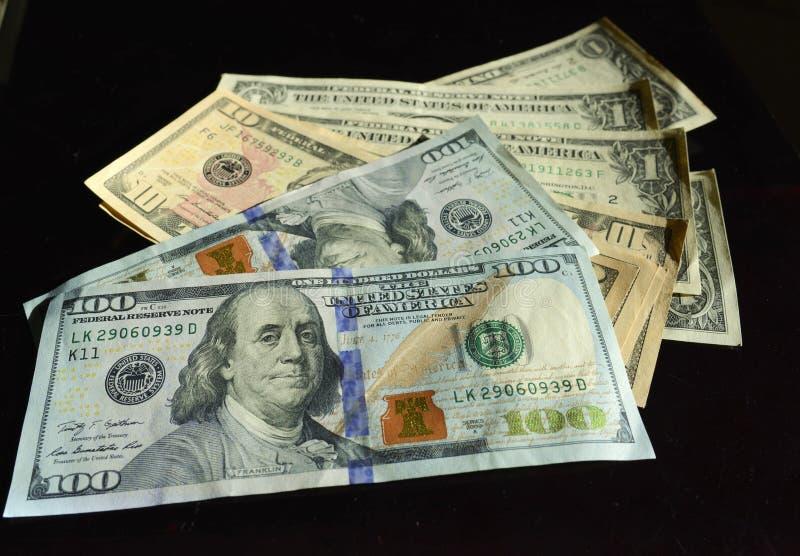 De dollar stock afbeelding