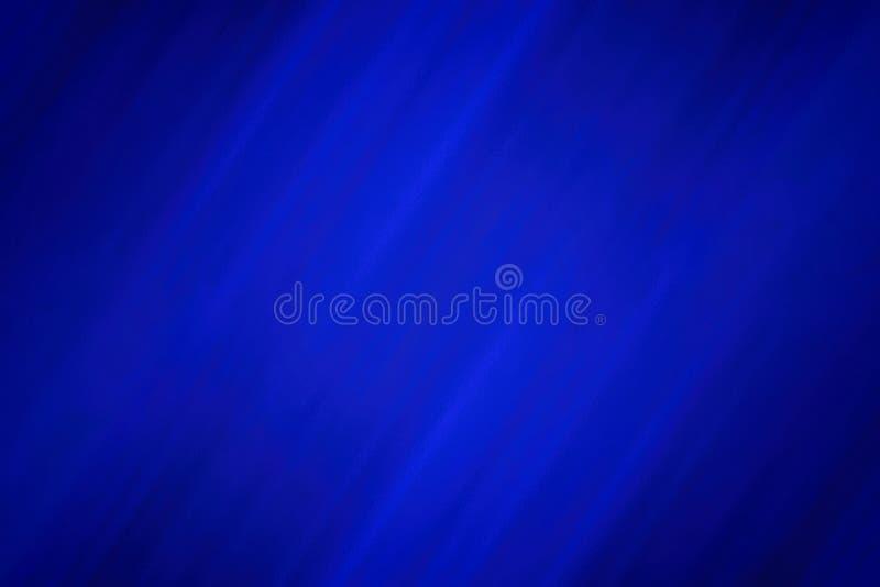 De donkerblauwe abstracte achtergrond van de glastextuur, het malplaatje van het ontwerppatroon royalty-vrije illustratie