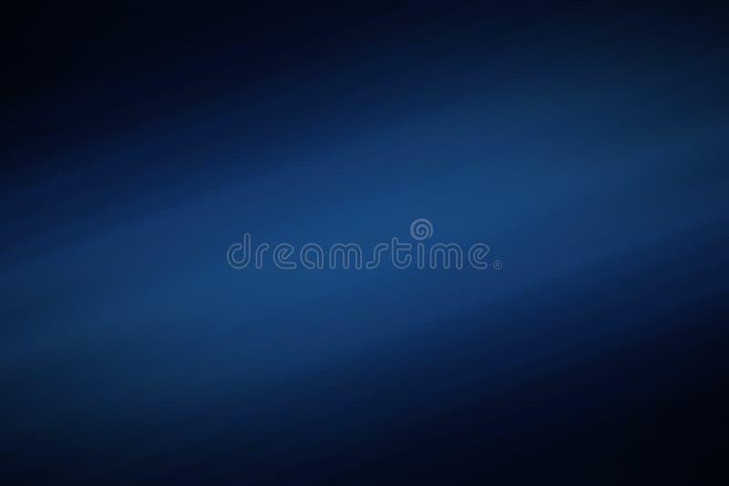 De donkerblauwe abstracte achtergrond van de glastextuur, het malplaatje van het ontwerppatroon stock illustratie