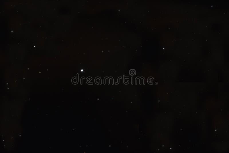 De donkere achtergrond van de heelal diepe ruimtester royalty-vrije stock afbeeldingen