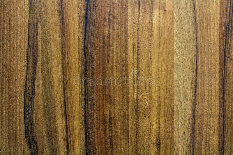 De donkere bruine houten textuur met natuurlijk patroon voor achtergrond, houten oppervlakte voor voegt tekst of het de kunstwerk royalty-vrije stock fotografie