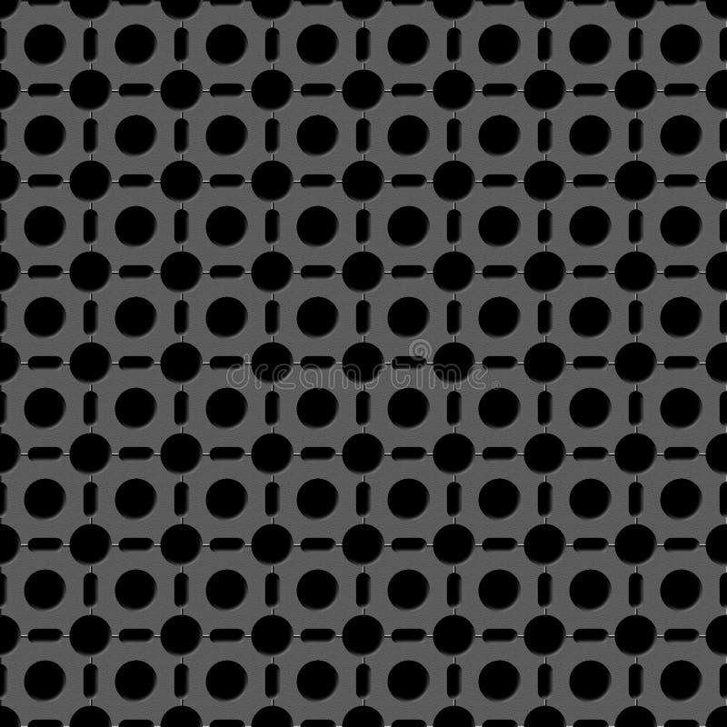De donkere naadloze textuur van de tonenabstractie stock fotografie