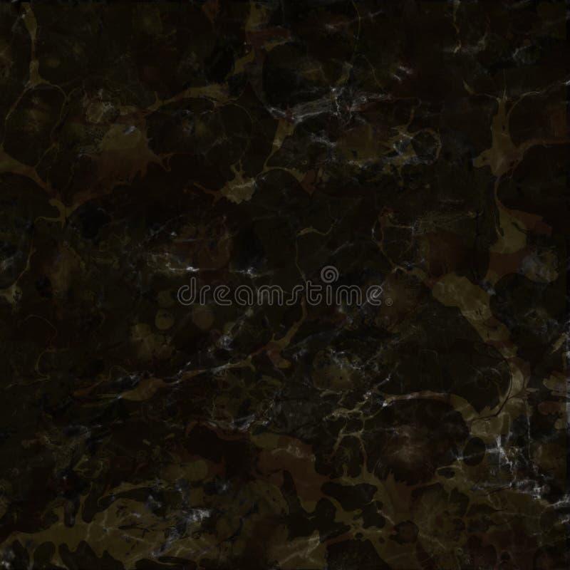 De donkere natte abstracte verf lekt en plonsentextuur op witte waterverfdocument achtergrond Natuurlijk organisch vormen en ontw stock fotografie