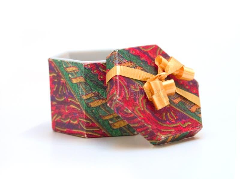 Download De doos van de gift stock foto. Afbeelding bestaande uit leeg - 29804
