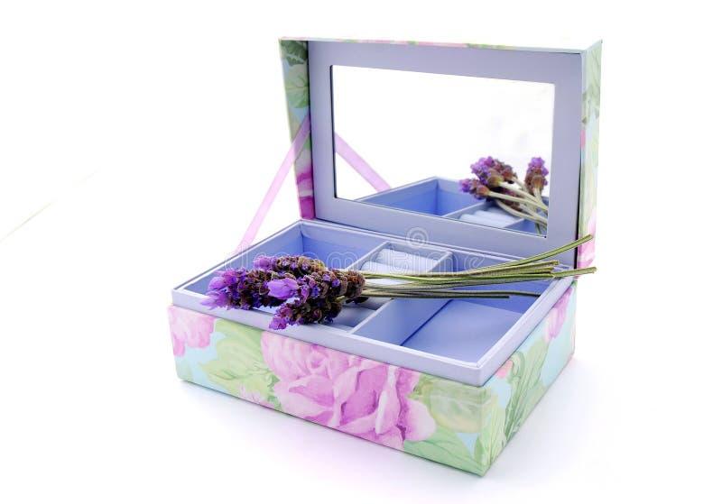 De doos van de schoonheid royalty-vrije stock foto's
