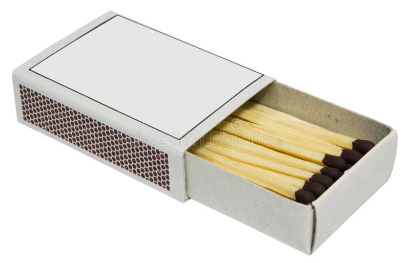 De doos van gelijken stock foto's