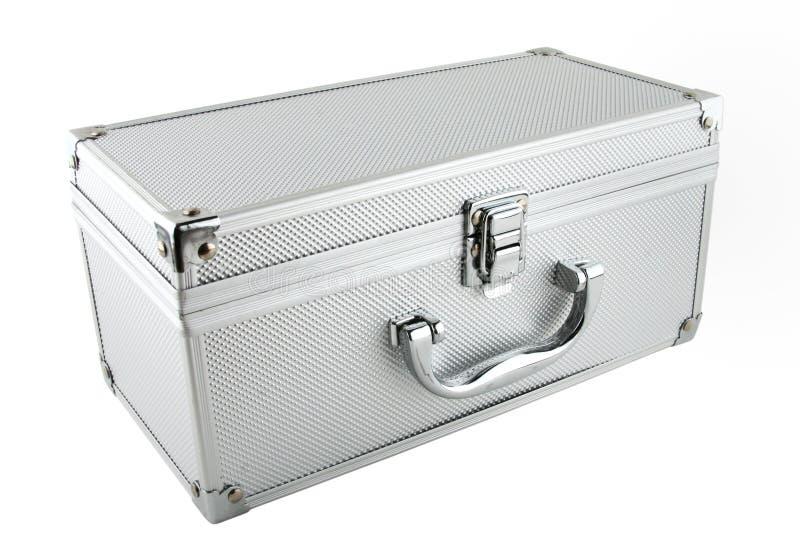 De doos van het metaal royalty-vrije stock fotografie