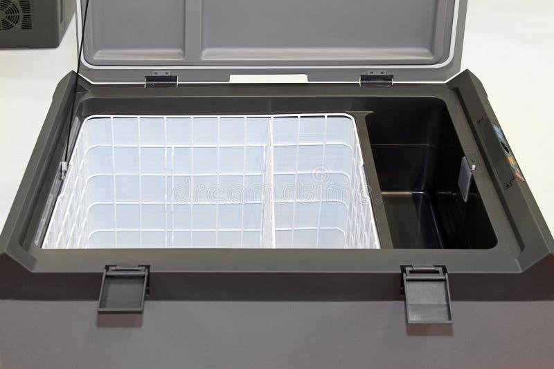 De dooskoelkast van het ijs royalty-vrije stock fotografie