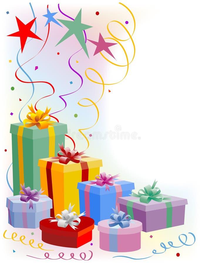 De dozen van de gift
