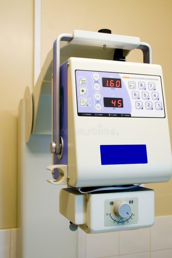De draagbare Machine van de Röntgenstraal royalty-vrije stock foto