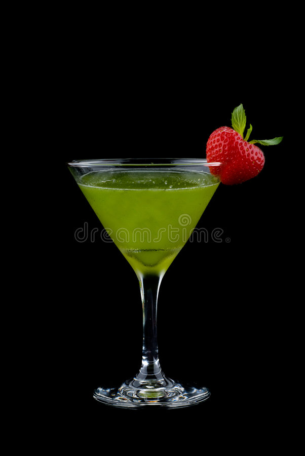 De drank van de cocktail royalty-vrije stock foto