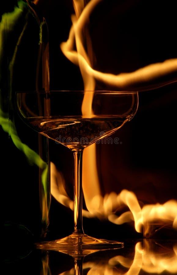 De drank van de duivel royalty-vrije stock fotografie
