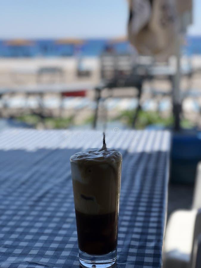 De drank van de koffie royalty-vrije stock foto