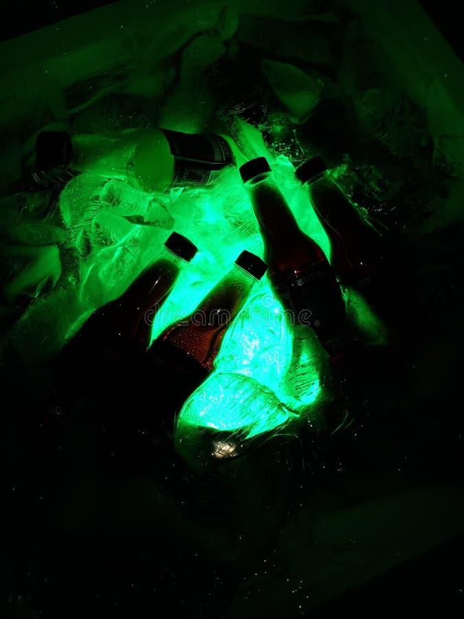 De drank van de mutantenergie stock foto's