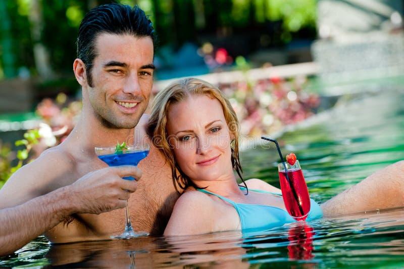 De Dranken van de vakantie royalty-vrije stock foto