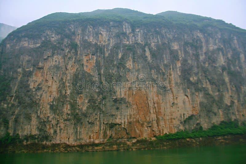 De Drie Kloven van de Yangtze-Rivier royalty-vrije stock foto