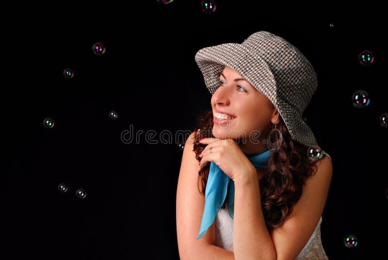 De Dromen van de bel stock foto