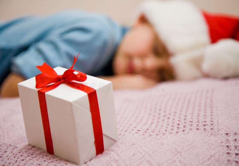 De droom van Kerstmis royalty-vrije stock afbeeldingen