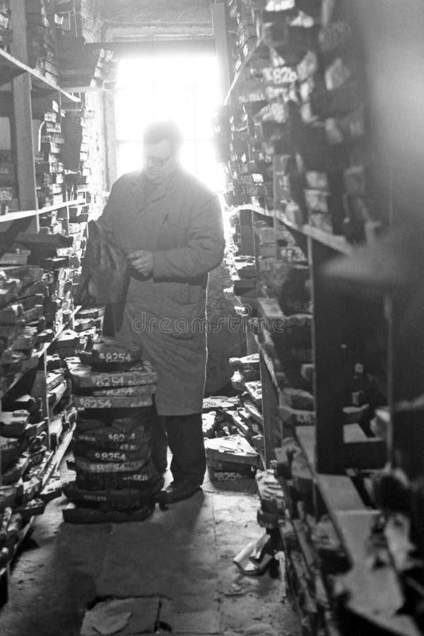De Druk van de houtsnedestof royalty-vrije stock fotografie