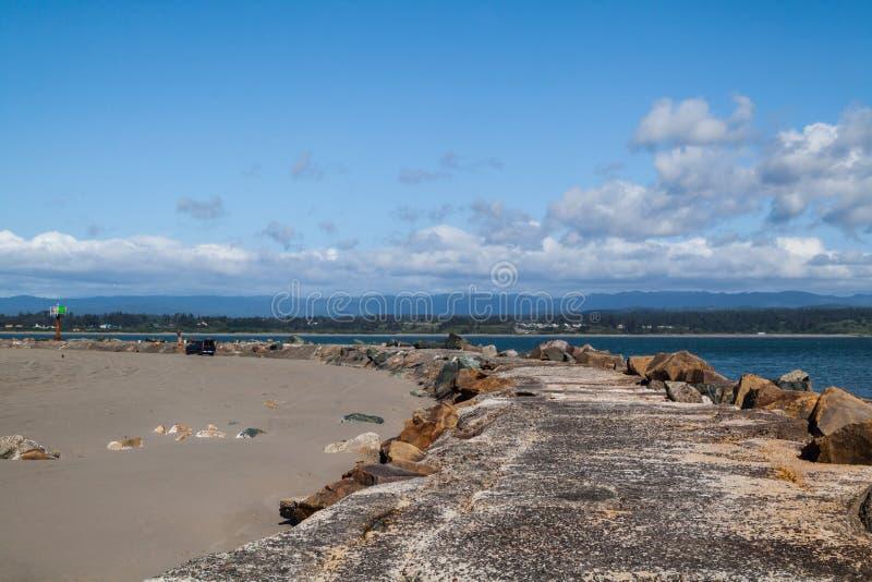 De Duinen van Samoa in Eureka Californië royalty-vrije stock fotografie