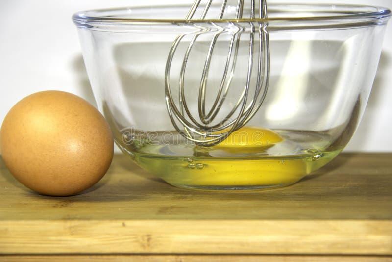 De eieren en zwaaien royalty-vrije stock foto's