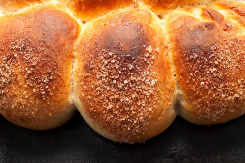 De eigengemaakte broodjes stock afbeeldingen