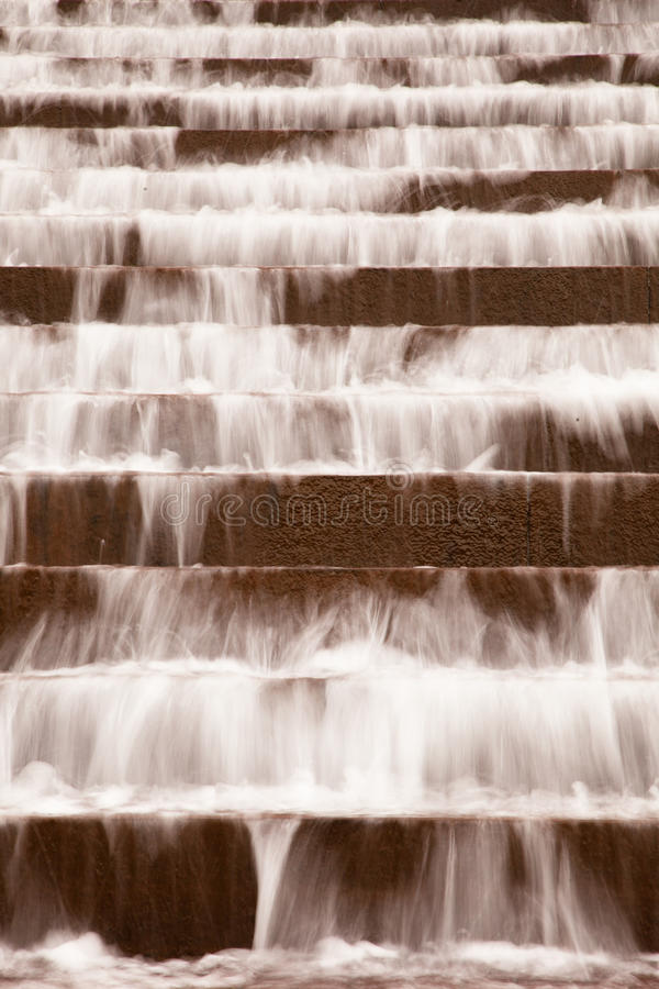 De eigenschap van het water royalty-vrije stock fotografie