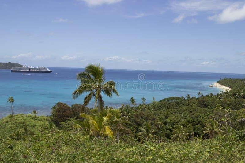 De Eilanden van Fiji royalty-vrije stock fotografie