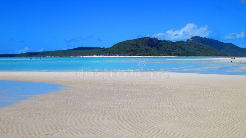 De eilanden van de Pinksteren stock afbeeldingen