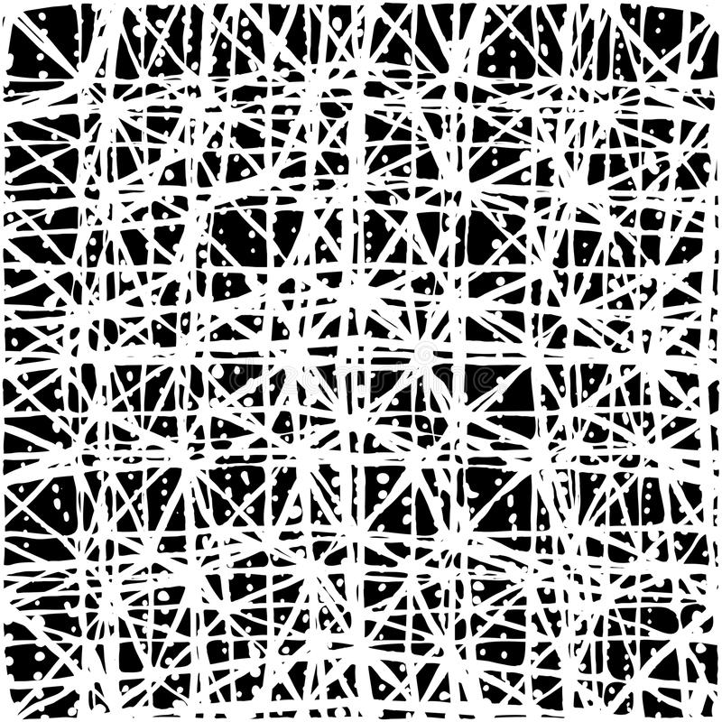 De eindeloze vector van de waterverftextuur vector illustratie