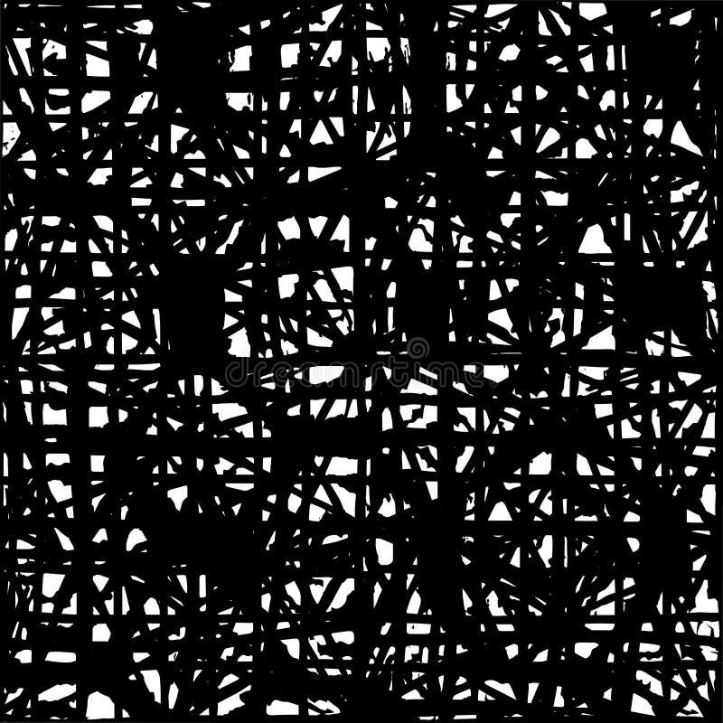 De eindeloze vector van de waterverftextuur royalty-vrije illustratie