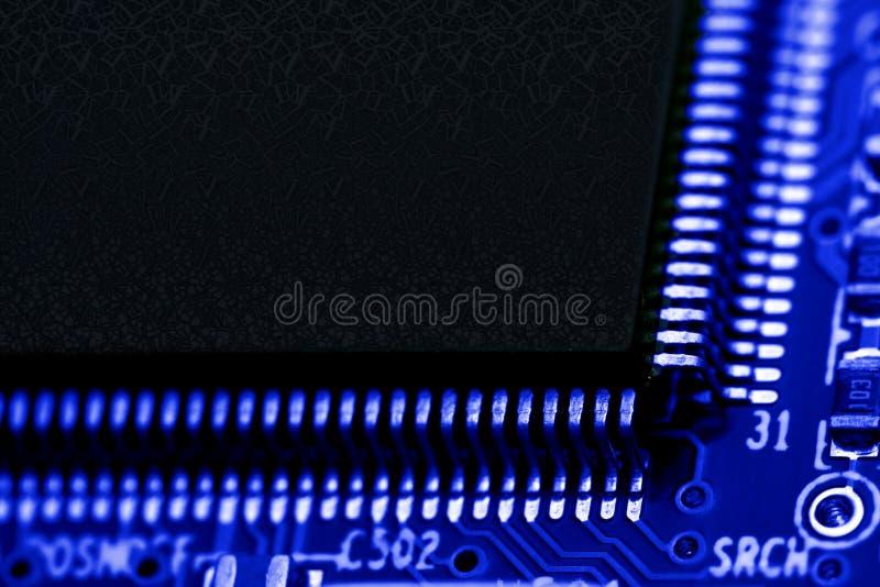 De elektronika van de computer royalty-vrije stock fotografie