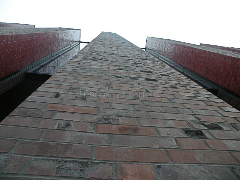 De energie van de machtsbar in stad Katowice Polen royalty-vrije stock afbeelding
