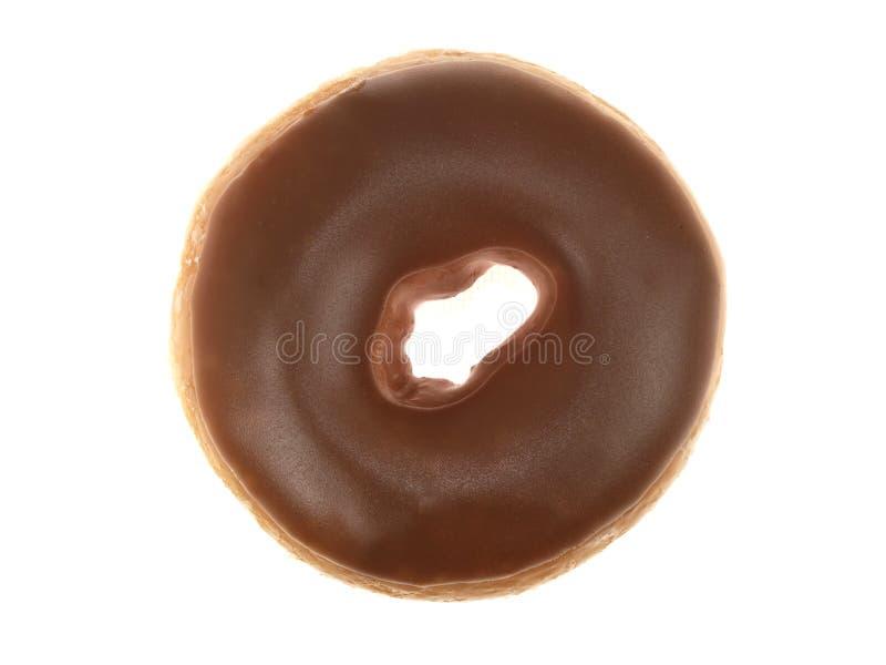 De esdoorn Bevroren Doughnut van de Ring royalty-vrije stock fotografie